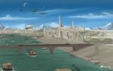 アーキル連邦首都 ラオデギア