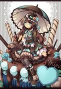 チョコミントケーキさん