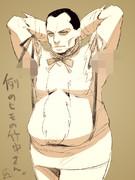 竹中さんで例の紐
