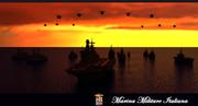 【minecraft】イタリア海軍途中経過