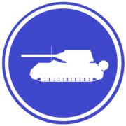 重戦車専用道路(架空)