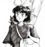魔女の宅急便 (キキ)