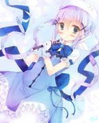 魔法少女チノちゃん!