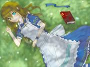 アリスのうたたね