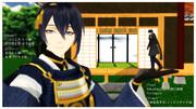 【MMD刀剣乱舞】手乗りたぬき
