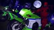 【MMD】Ninja Rider