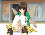 【PTC】座ったコボリーちゃん