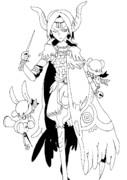 妖精王ルー