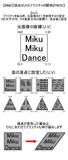 【MMD】頂点のUVとテクスチャの関係【PMXE】