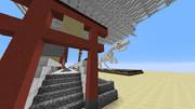 【Minecraft】超遭遇と超神社
