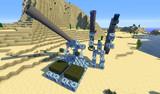 【Minecraft】JointBlock機体サンプル 配布テスト