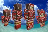 【Minecraft】ⅯH ザザミ【旧verスキン】