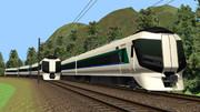 東武鉄道 500系電車