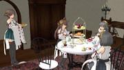 金剛型4姉妹のお茶会