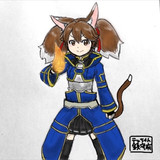 【やっつけ】SAO 2期風『ケットシー龍驤ちゃん』