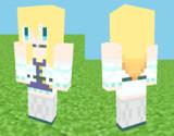 【Minecraft】澄マキマキスキン見本