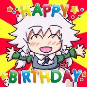 うらんふ誕生日!