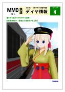 MMD鉄道ダイヤ情報[2015年4月号]