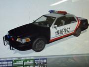 博麗神社専用パトカー