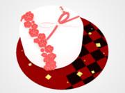 和風のケーキ_ver1.1