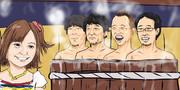 中川さん、描きました。