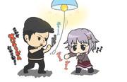 電気ヒモと輿水幸子