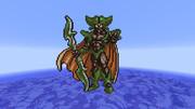【Minecraft】 ドラゴンクエスト6 ダークドレアム 【マインクラフト】