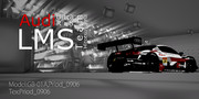 【MMD】Audi R8 LMS Ultra 2015Model poi 【GB式モデル改造】