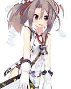 駆逐艦の服を着た軽空母24