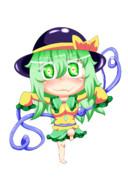 【Nsen02三周年記念合作】ぐりこいしちゃん