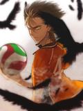 【HQ】烏野の守護神