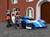 艦これレーシング2015 22号車とそのドライバー