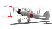 【MMD-OMF5参加作品】九六式艦上攻撃機