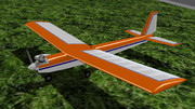 【MMD-OMF5】ラジコン飛行機