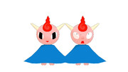 【MMD-OMF5】魔法陣グルグル ギップル【モデル配布】