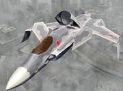 【MMD-OMF5】ASF-X 震電2