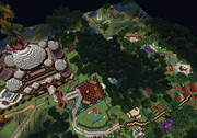 Minecraft 不思議の国のアリス