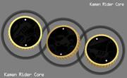 黒色のコアメダル