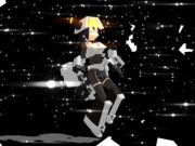 【MMD-OMF5】ガンキャリースーツ