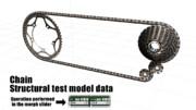 【MMD-OMF5】チェーン/構造テストモデル