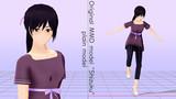 【モデル追加】MMDオリジナルモデル 雫 ver1.02 私服モデル