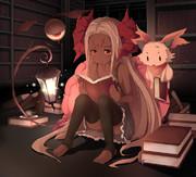 図書館の悪魔