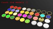 【仮面ライダーOOO】Count the medals!
