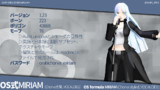 【MMD-OMF5】OS式MIRIAM (Chorva氏風)【モデル配布】