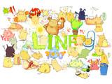 LINEスタンプ!