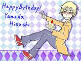 Happy Birthday yamada 2015