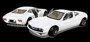 【MMD-OMF5】Charuko オリジナルカー 「アルマ」