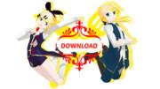 LATおこちゃま戦争Rin&Len