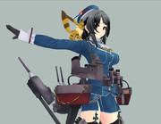 そのもの青き衣をまといて弾着観測射撃