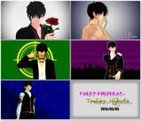 【MMD銀魂】土方さんお誕生日おめでとうしろう!【土誕2015】